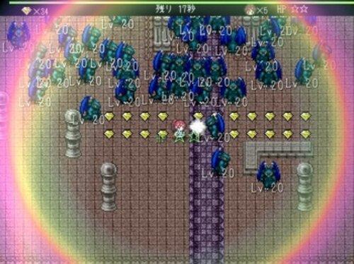 魔王少女エリ Game Screen Shot4