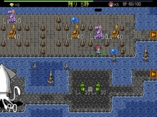 魔王少女エリ Game Screen Shot5