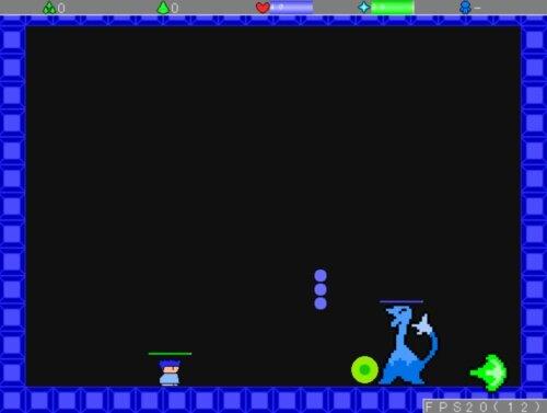 ヤシーユと鬼畜世界 柔 Game Screen Shot1