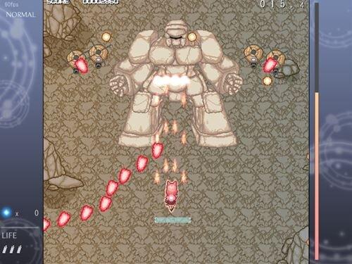 ライブラスフィア Game Screen Shot1