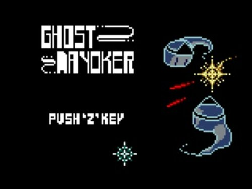 Ghost Mayoker Game Screen Shot2
