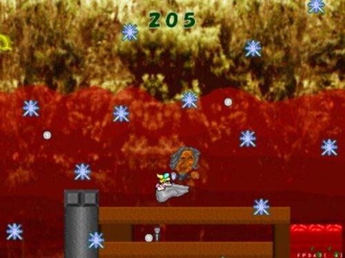 サンベリーナと大きな左手 Game Screen Shot4