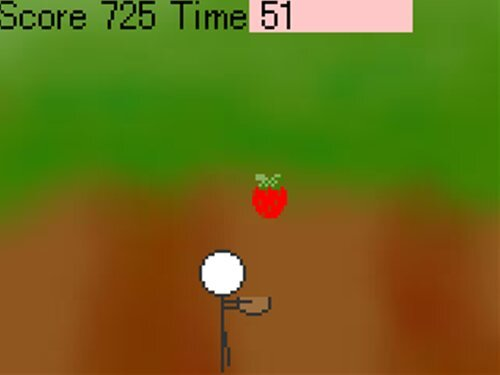 Fruit Get Game Screen Shot1