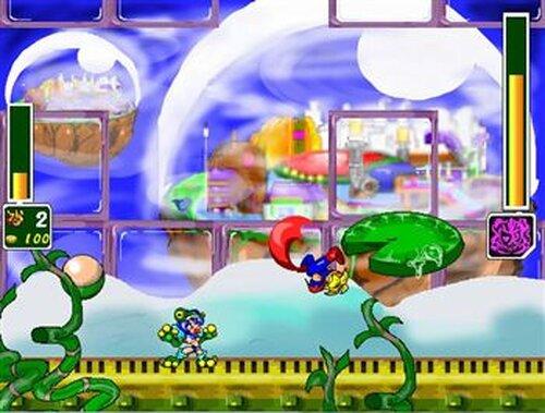 リクール乙の体験版 Game Screen Shot2