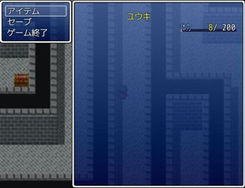 ブラックラビリンス Game Screen Shot3