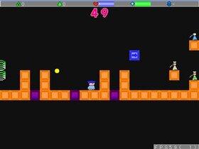 Aクションゲーム Game Screen Shot4