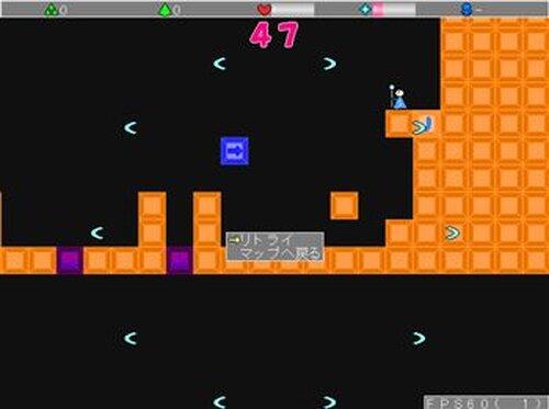 Aクションゲーム Game Screen Shot5