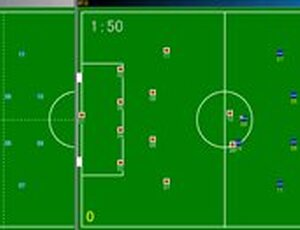 Mini Soccer Tactics2 Game Screen Shot