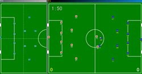 Mini Soccer Tactics2 Game Screen Shots