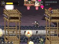 METAL_SHINOBI_ASSASSINのゲーム画面