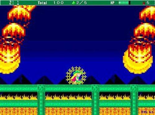 レジェンドオブヤシーユ Fullmetal era Game Screen Shot4