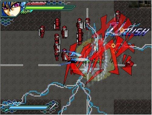 CB-GAMMA+PLUS Game Screen Shot1