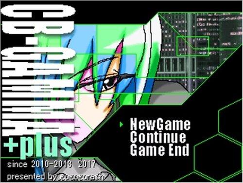 CB-GAMMA+PLUS Game Screen Shots