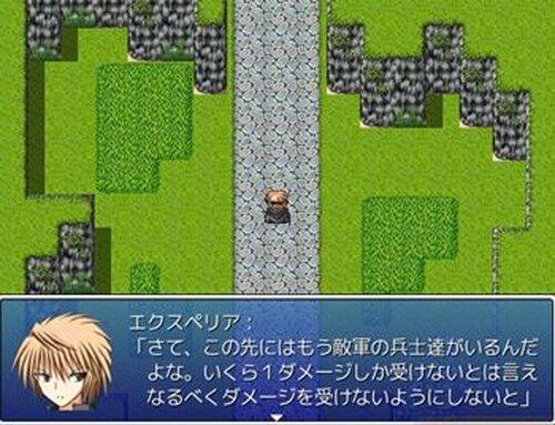 鉄壁の騎士の物語 Game Screen Shot2