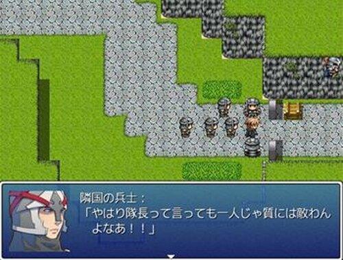 鉄壁の騎士の物語 Game Screen Shots