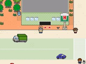 HOME TOWN WORK Game Screen Shot2