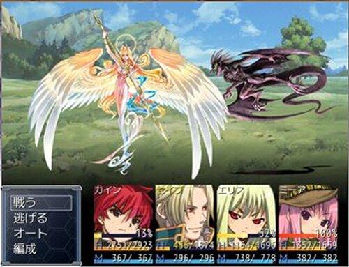 CLASSIC TRIP α ~時の壁の一枚向こう~(後編) Game Screen Shot2