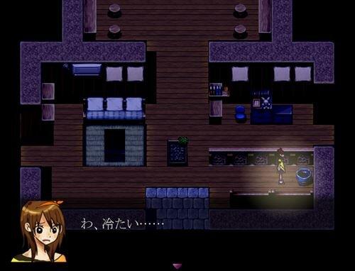 霧雨が降る森 Game Screen Shot