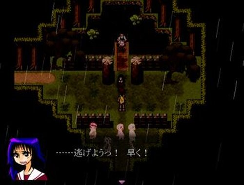 霧雨が降る森 Game Screen Shot3