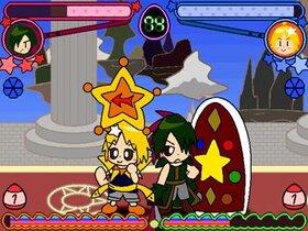 Super!!キャラクターFight!! こんふゅーじょん Game Screen Shot4
