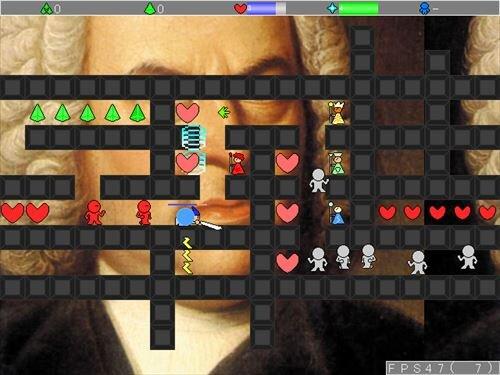 クラシックアクション Game Screen Shot