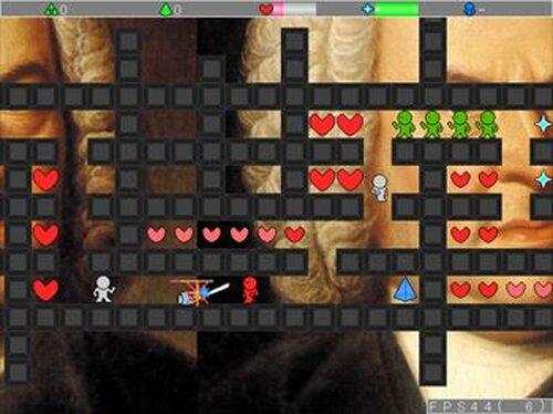 クラシックアクション Game Screen Shot4
