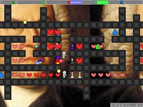 クラシックアクション Game Screen Shots