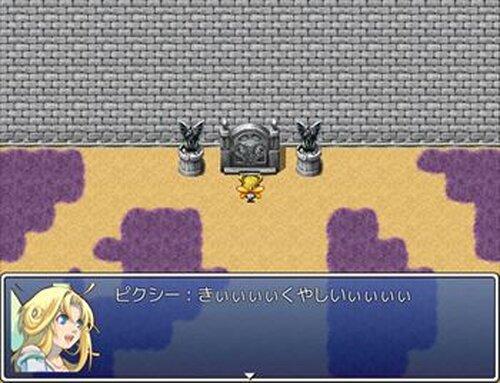 ピクシーの野望 Game Screen Shots