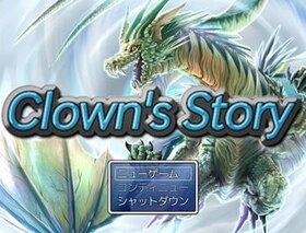 Clown's Story Game Screen Shot2