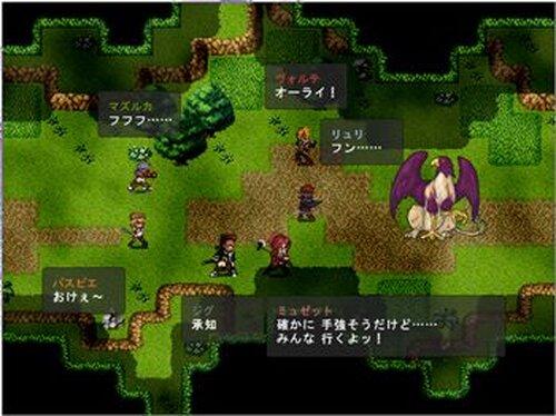 flamberge-フランベルジェ- Game Screen Shot2