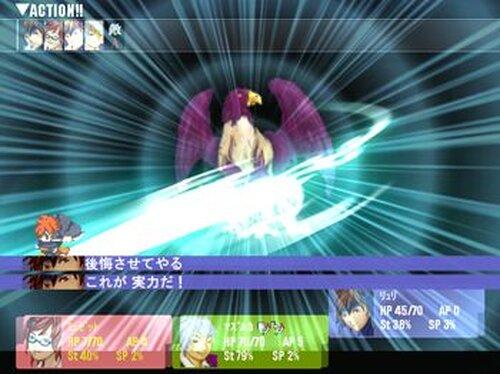 flamberge-フランベルジェ- Game Screen Shots