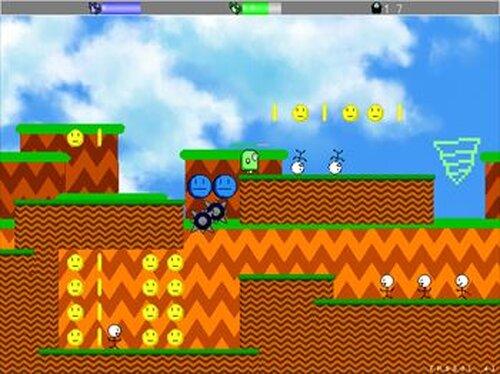 ムームーのアクション Game Screen Shot4