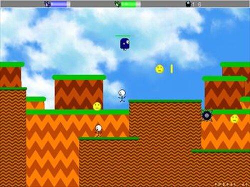 ムームーのアクション Game Screen Shot5