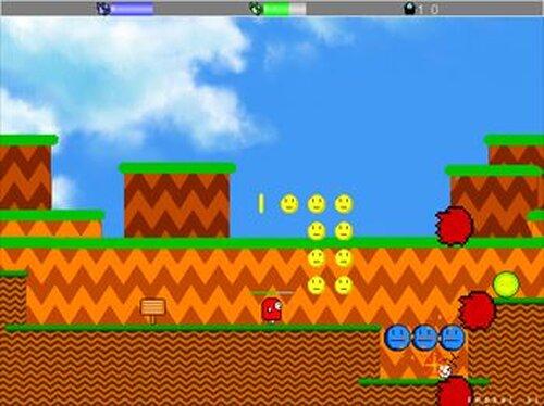 ムームーのアクション Game Screen Shots
