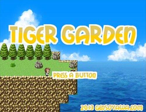 Tiger Garden Game Screen Shots