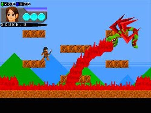 ブライアンの冒険 ~虚像の城~ Game Screen Shot2