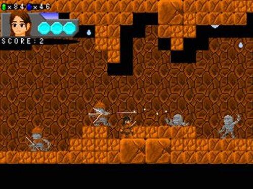 ブライアンの冒険 ~虚像の城~ Game Screen Shot3