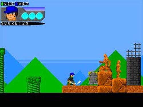ブライアンの冒険 ~虚像の城~ Game Screen Shot5