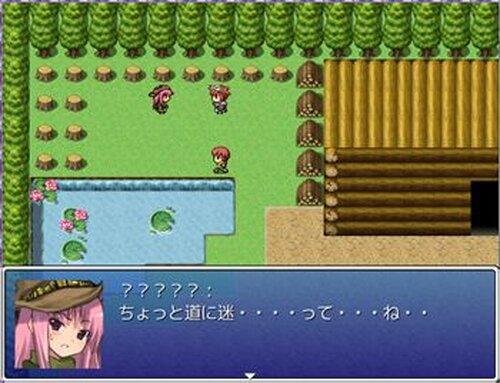 ヒーローの本音と願いの水晶玉(仮) Game Screen Shot5