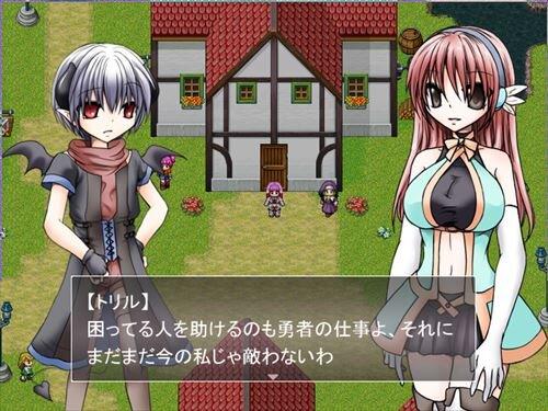 ポケットの中の勇者-フリー版- Game Screen Shot1