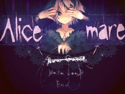 Alice mare Game Screen Shot