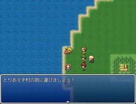 三人の戦乙女 Game Screen Shot2