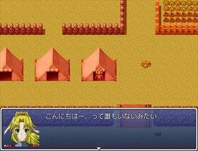 三人の戦乙女 Game Screen Shot3