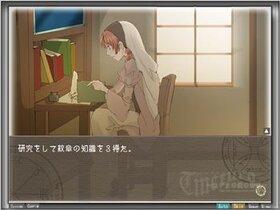 Tinctura ~はざまの街の物語~ Game Screen Shot2