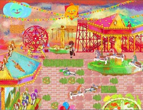 シアトリカル アデレスタ Game Screen Shot1