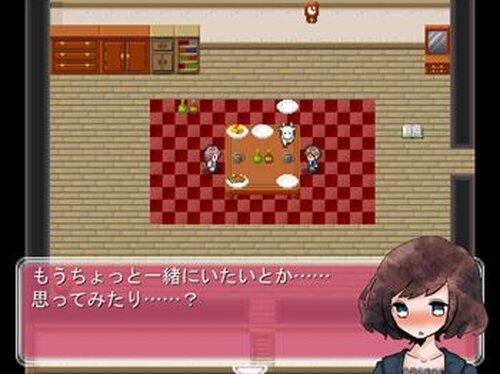 後輩と先輩と時々殺人鬼 Game Screen Shot2
