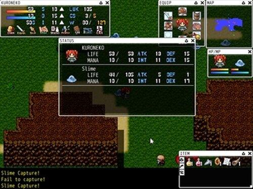 """Tkl Online"" Demo version Game Screen Shot3"