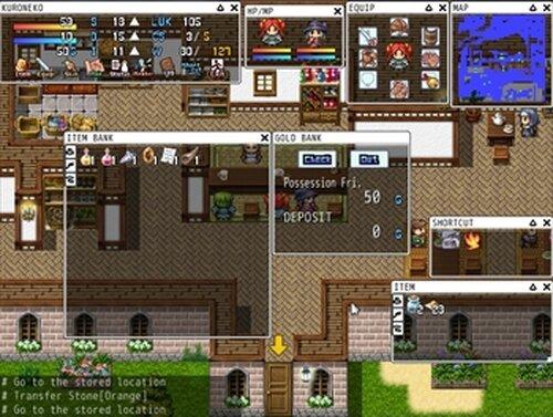 """Tkl Online"" Demo version Game Screen Shot4"