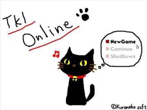 """Tkl Online"" Demo version Game Screen Shots"