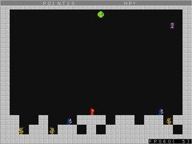霊クリ Game Screen Shot3